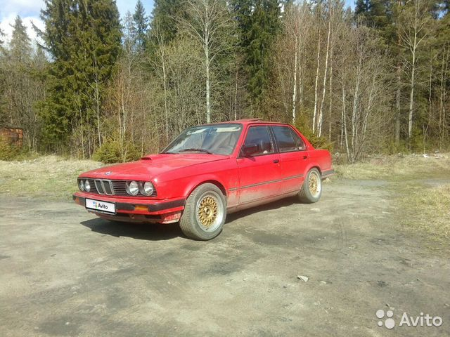 Купить BMW 3 серия пробег 224 940.00 км 1985 год выпуска