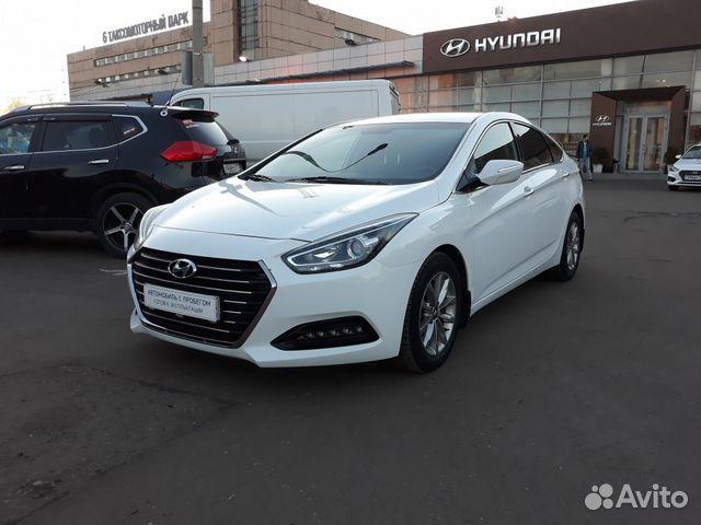 Hyundai i40 1.7AMT, 2016, 114500км