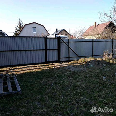 Откатные ворота 89992551502 купить 2