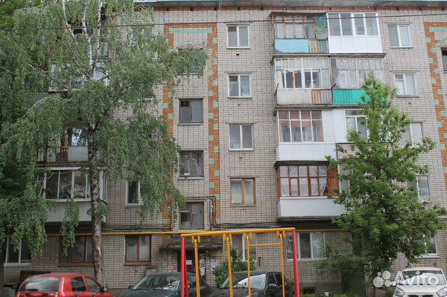 Продается двухкомнатная квартира за 3 850 000 рублей. г Казань, ул Центральная, д 35.