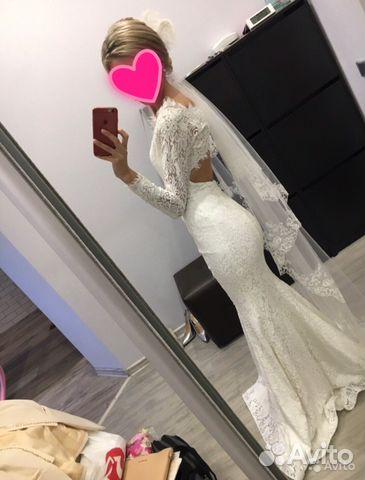 Платье свадебное 89372003209 купить 2
