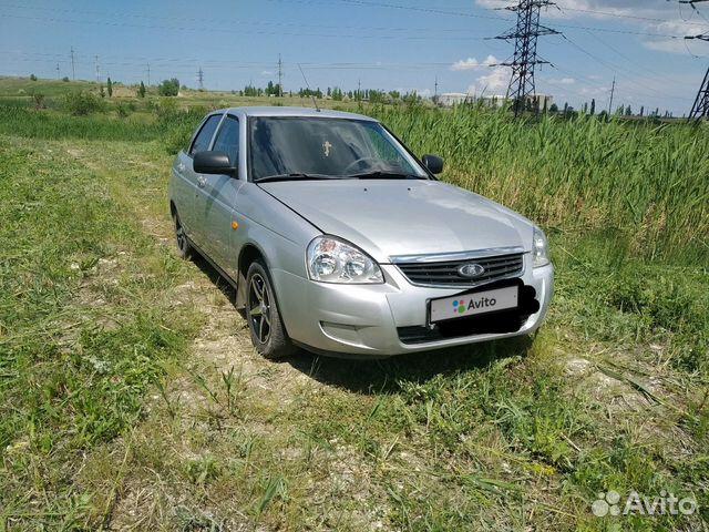 Купить ВАЗ (LADA) Priora пробег 42 000.00 км 2012 год выпуска