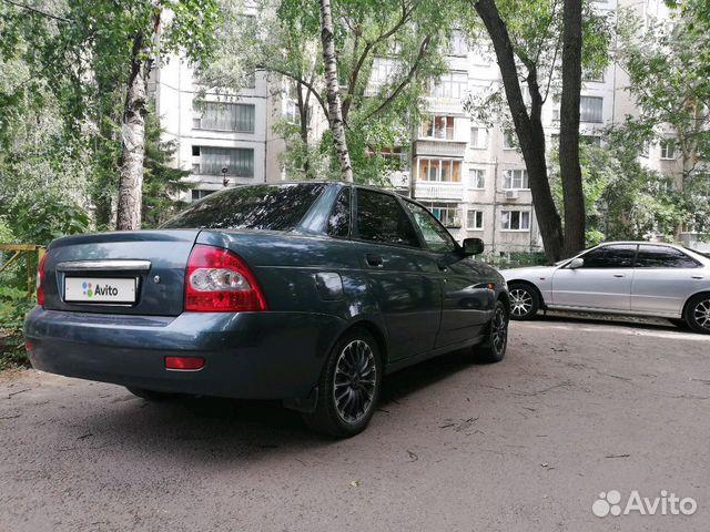 Купить ВАЗ (LADA) Priora пробег 202 000.00 км 2008 год выпуска