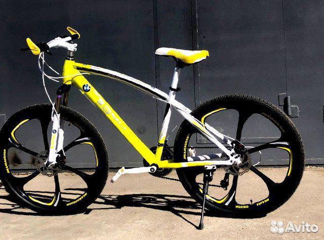 89527559801 Горный велосипед,литые диски