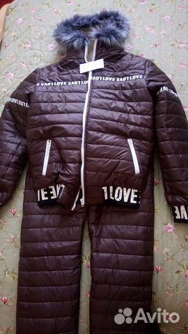 f5433f480c86 Продам новый теплый спортивный (лыжный) костюм купить в Амурской ...