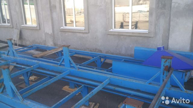 Транспортер реечный транспортирующая машина конвейер токарный станок