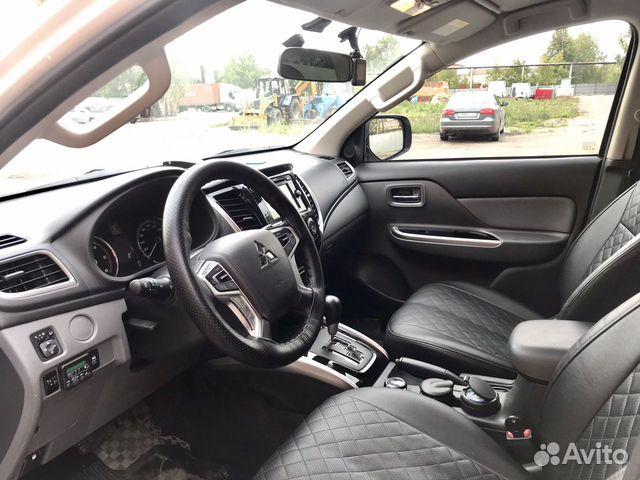 Mitsubishi L200, 2017 89106310745 купить 8