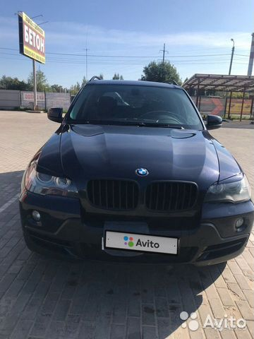 BMW X5, 2008  купить 1