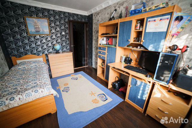 5-к квартира, 110 м², 1/9 эт.  купить 6