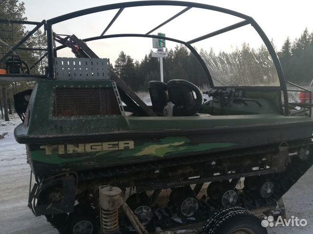 Подам болотоход тингер трак380  89825010574 купить 1