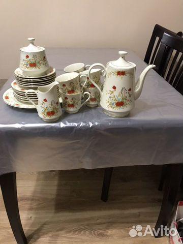 Сервиз чайный 89634092565 купить 1
