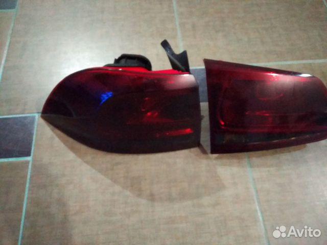Продам фонари задние VW Touareg nf 89045711600 купить 3