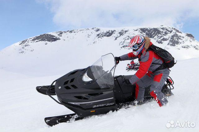 Новый снегоход тайга варяг 500 купить 7