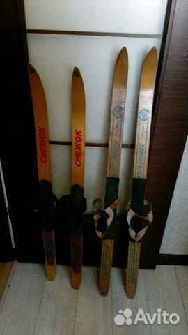 Ski for children