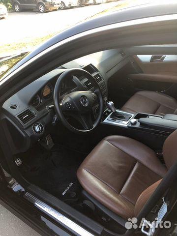 Mercedes-Benz C-класс, 2010 89326662704 купить 10