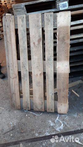 Поддон деревянные без клема сорт 2