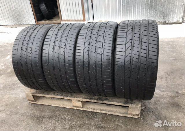 Шины 285 30 21 100Y Pirelli P Zero 89039755754 купить 2