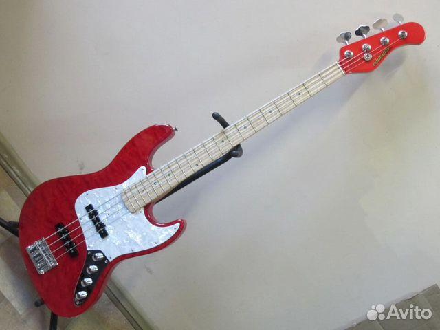 89025069832 Бас-гитара Edwards E-T-125BZ (2007 Japan)
