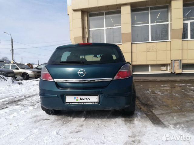 Opel Astra, 2007 89611196431 купить 2