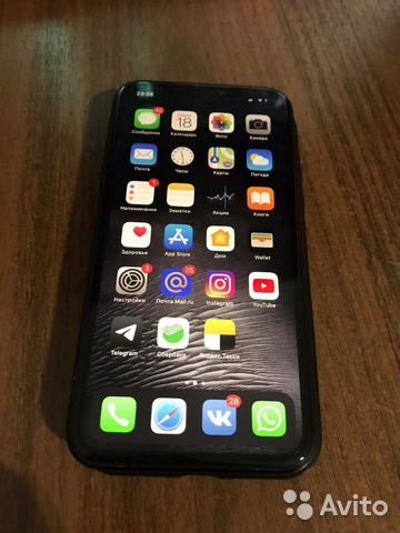 iPhone XR 128гб  89995333318 купить 1