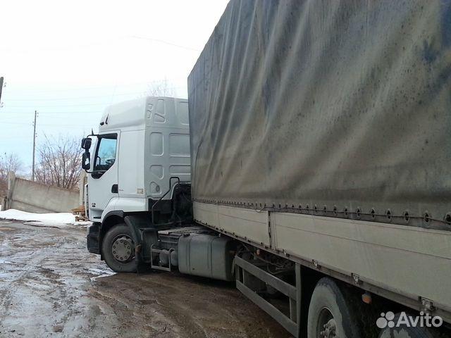 водитель категории е дальнобойщик московская область