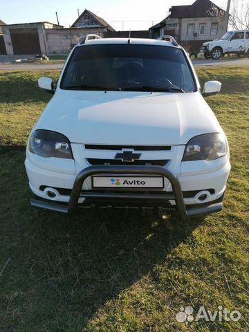 Chevrolet Niva, 2016 89606391949 купить 4