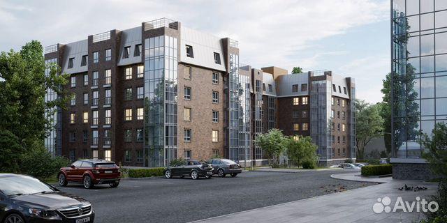 2-к квартира, 48.1 м², 2/6 эт. 88442604734 купить 2