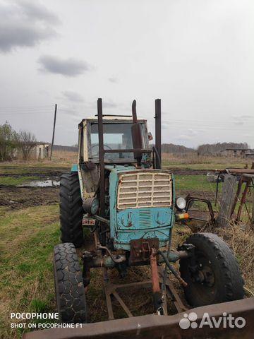 Продам трактор юмз вместе с навесным купить 5