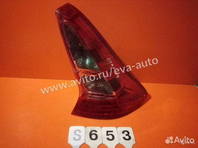 84732022776 Фонарь задний правый Citroen C4 2005-2011
