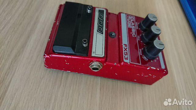 Гитарный овердрайв DOD FX53 (USA) 89522121123 купить 2