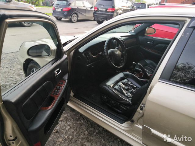 Hyundai Sonata, 2006 89822206526 купить 6