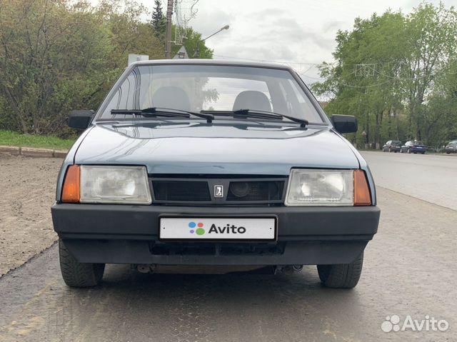 VAZ-21099, 2001 köp 2