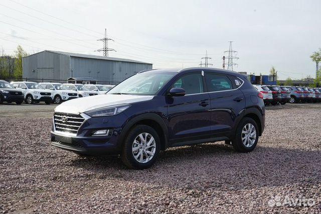 Hyundai Tucson, 2020 89118213178 купить 1