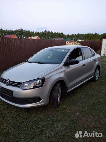 Volkswagen Polo, 2011 купить 1