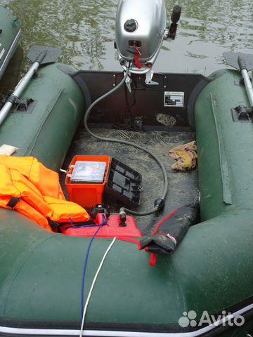 лодка для рыбалки в кемерово