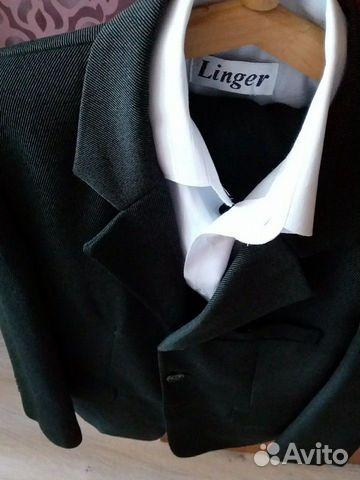 Школьный костюм-тройка  89606329835 купить 1