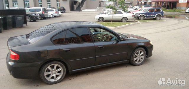Subaru Legacy, 2007 89133218499 купить 3