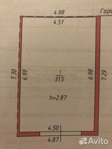 30 м² в Орле>Гараж, > 30 м²