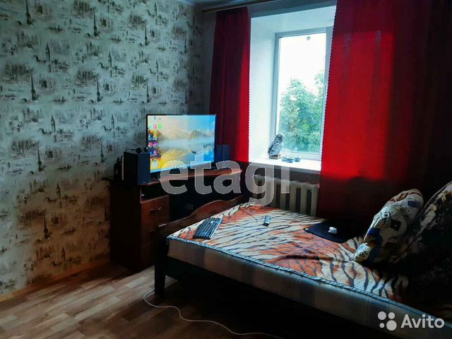 3-к квартира, 59.4 м², 2/5 эт.  89610012784 купить 4