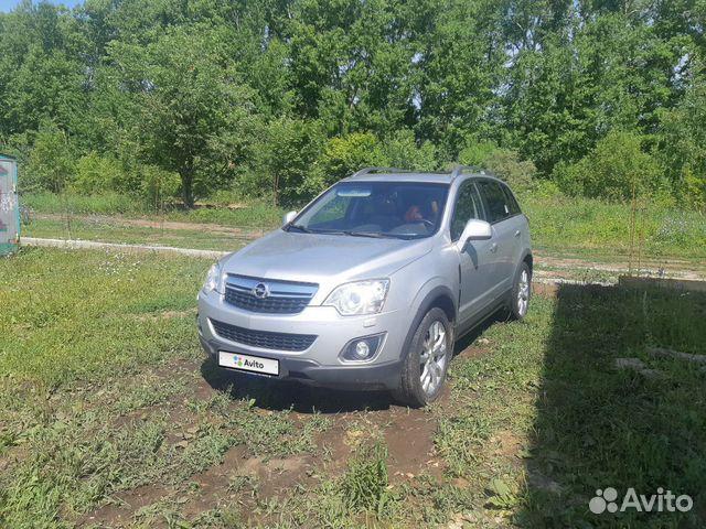Opel Antara, 2013  89659302836 купить 6