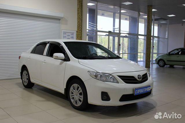 Toyota Corolla, 2011  89828708454 купить 3