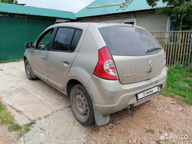 Renault Sandero, 2010  купить 3