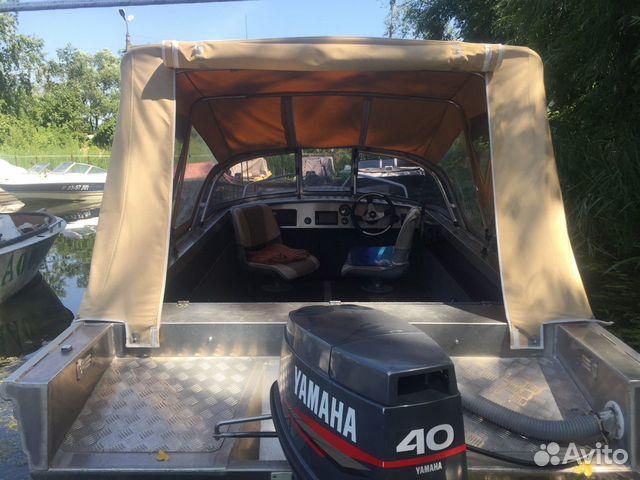 Quintrex 455 Yamaha 40 veos  89092239201 купить 3