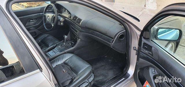 BMW 5 серия, 1999  89897202802 купить 4
