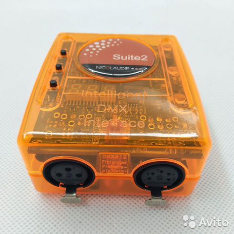 Контроллер DMX Sunlight Suite 2