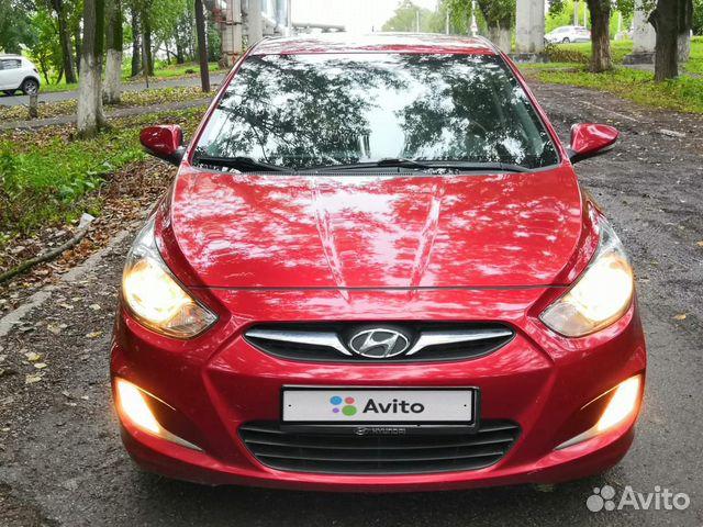 Hyundai Solaris, 2011  89061617491 купить 6