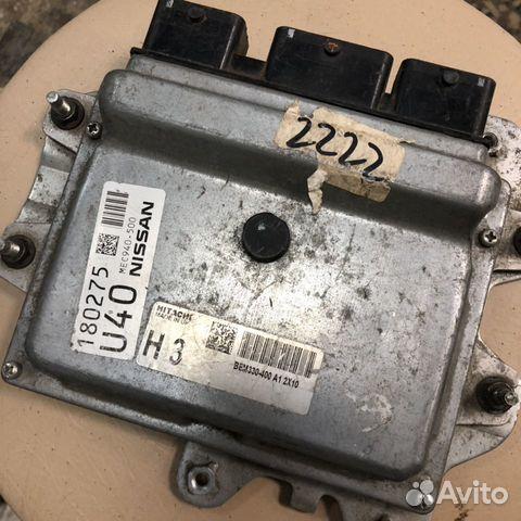 Блок управления двигателем, эбу двс J10E, F15E 1,6  89126473819 купить 2