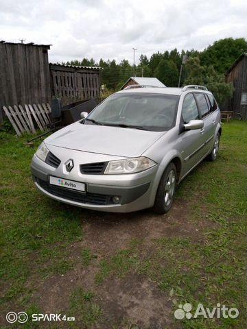 Renault Megane, 2008  89095987351 купить 1