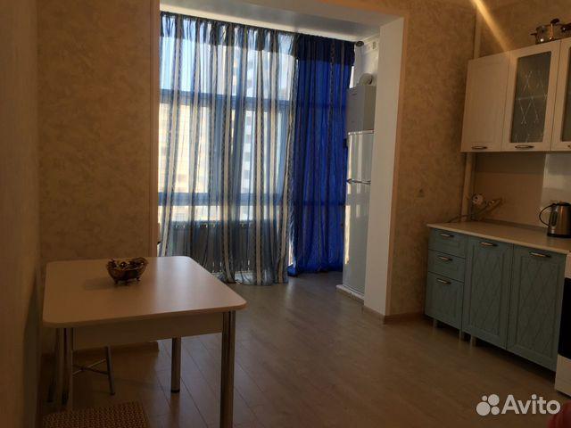 1-к квартира, 52 м², 7/16 эт.  89011483694 купить 2