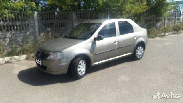 Renault Logan, 2011  89603379603 купить 2